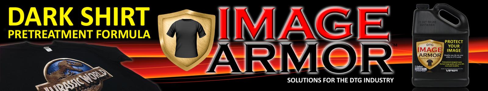 Image Armor DARK Shirt Formula Header