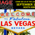 SGIA IMAGE Armor Come and See Booth Graphic