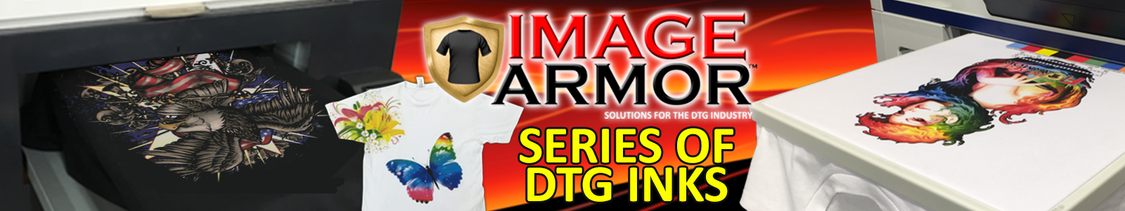 Image Armor ALL Series of Inks