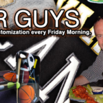 2 Regular Guys Podcast and Image Armor RTP Apparel