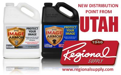 Regional Supply Distributor for Image Armor in Utah