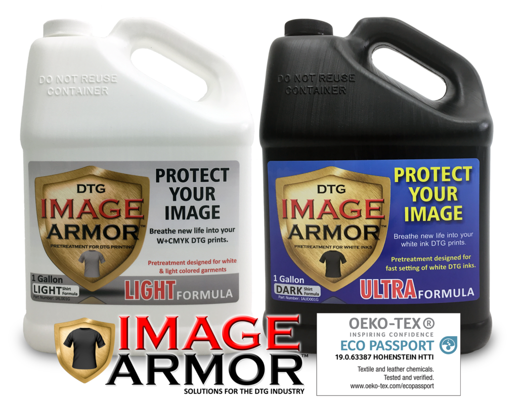 Image Armor Oeko-Tex Eco Passport Certified Products Image Armor