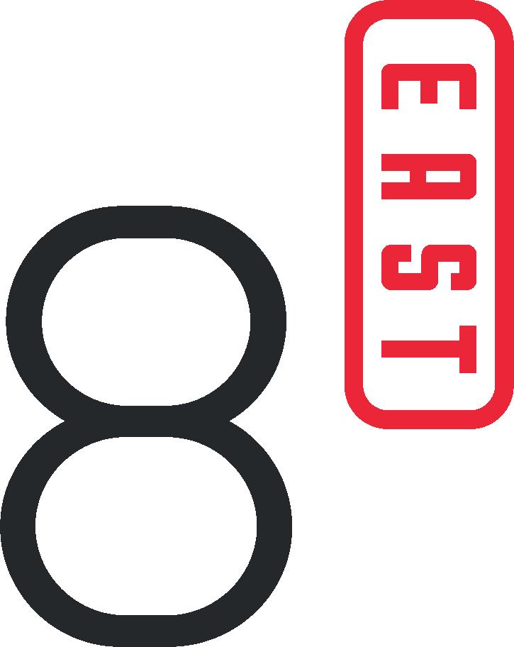 8 East