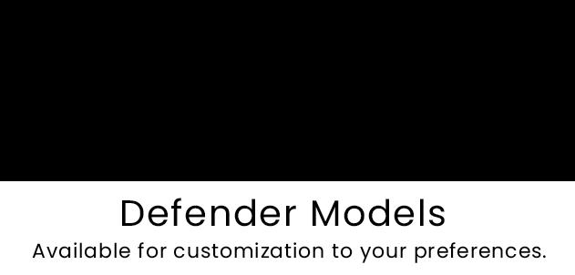 Defender Models
