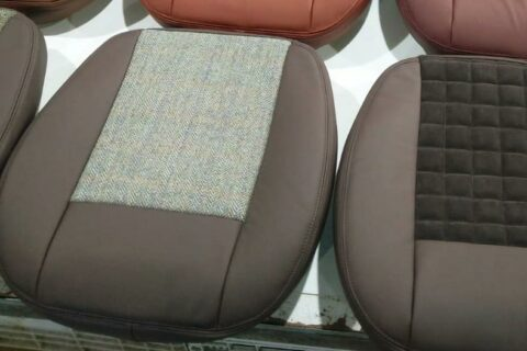 Interior Seat Options