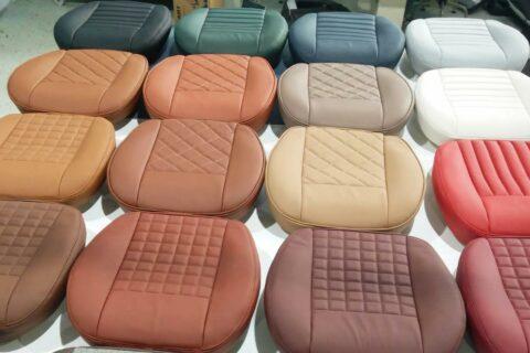 Interior Seats – Leather