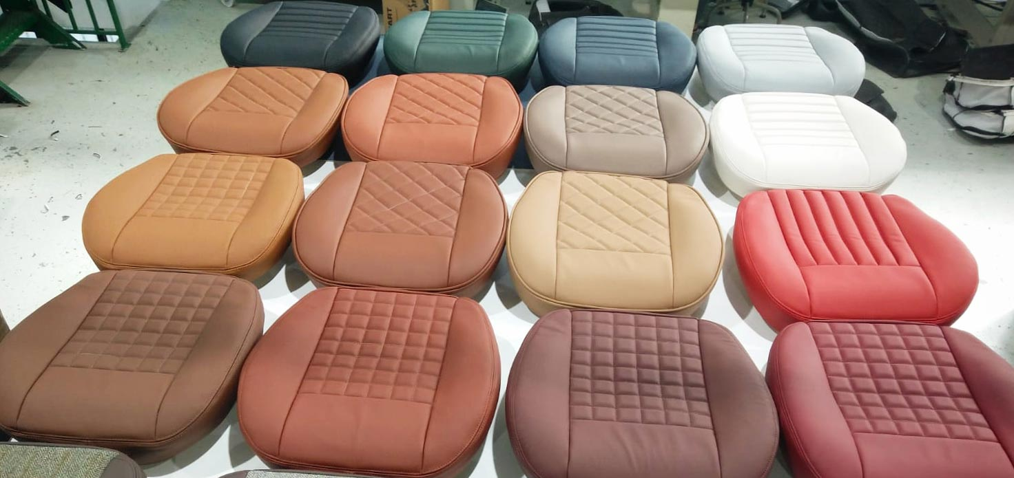 Defender Leather Seats
