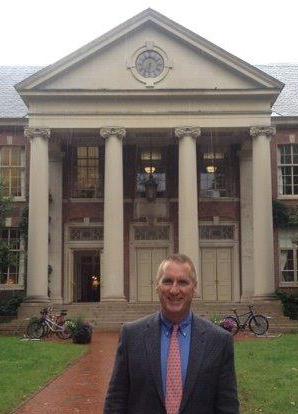Doug Cooney at Deerfield Academy