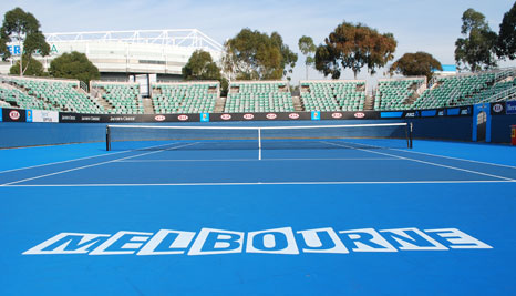 Melbourne Park Tennis, the best tennis courts in Melbourne?