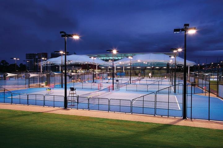 Queensland Tennis Courts in Brisbane