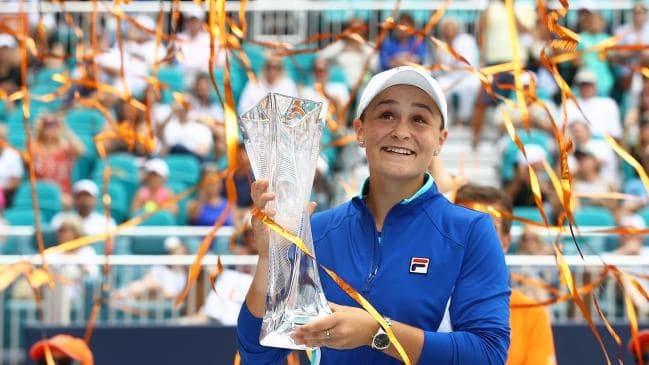 Ash Barty Miami Open 2019
