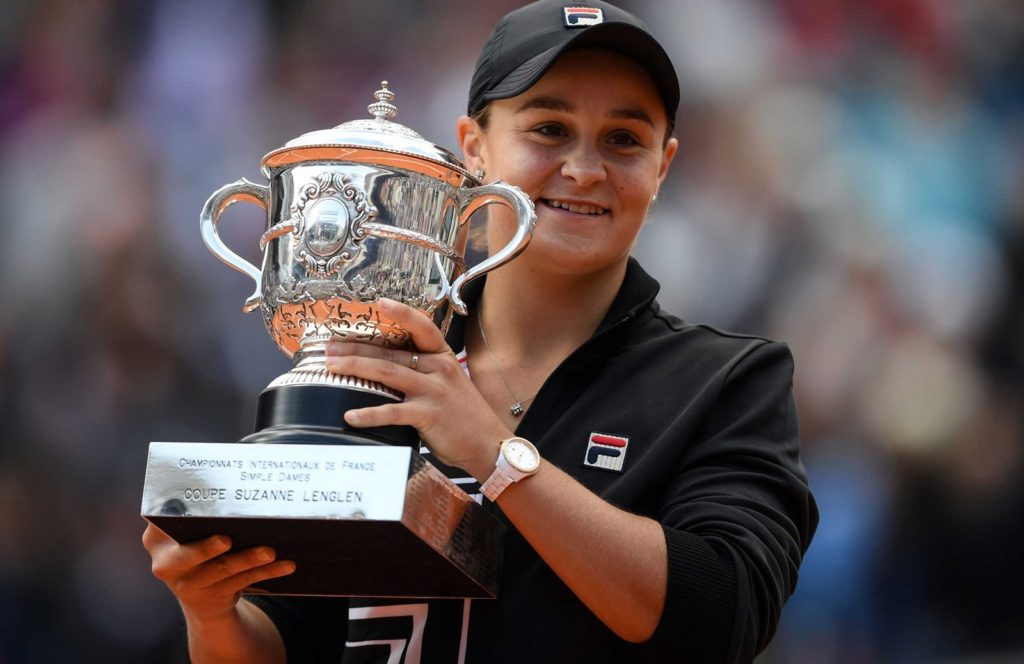 Ash Barty - French Open