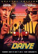 License to Drive Movie Cover