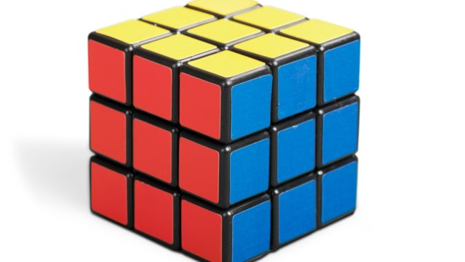 What Rubik's Cube Can Teach You About Weight Loss…