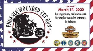 Phoenix Wounded Vet Run @ Harley-Davidson of Scottsdale