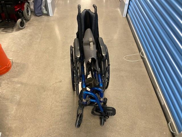 Helios Q2 Wheelchair