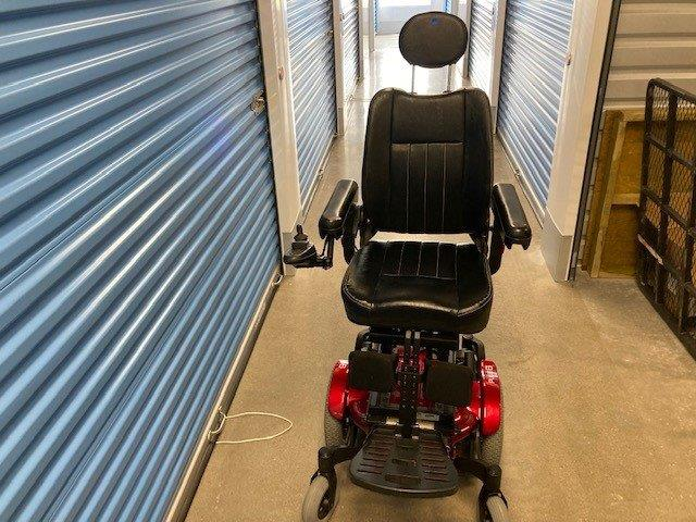 Pulse 6 Power Chair