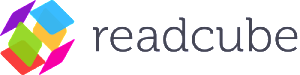Read Cube logo