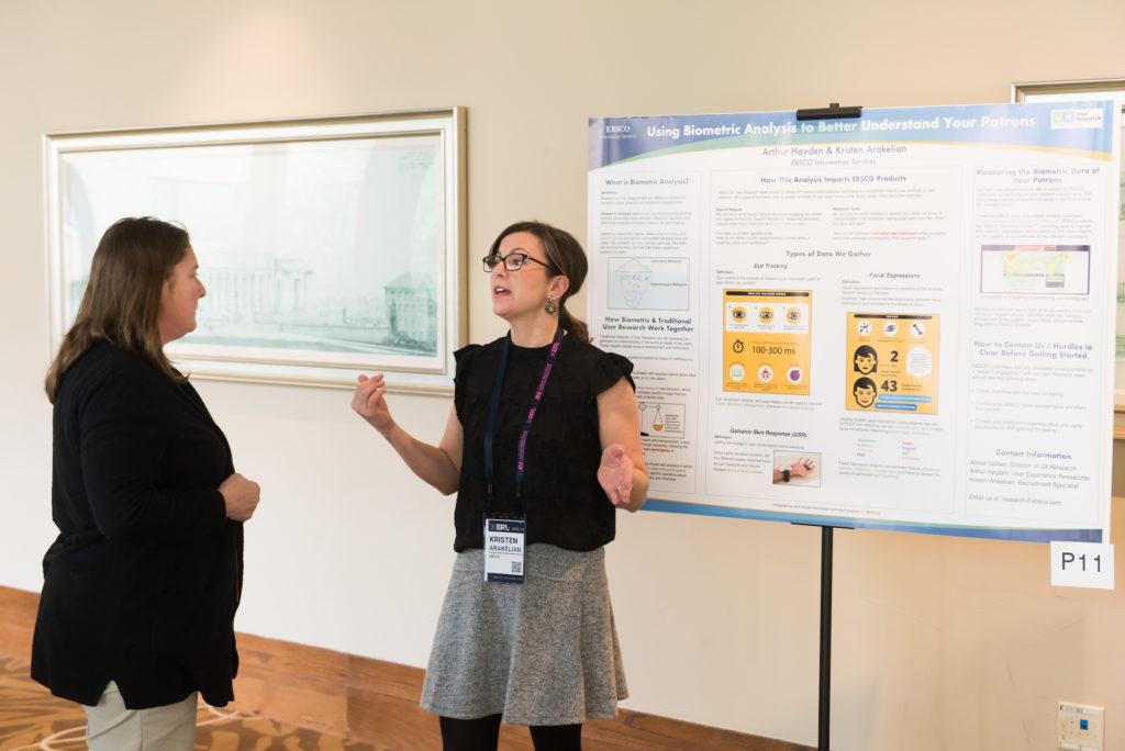 Poster Session at ER&L 2019 Conference