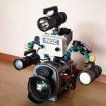 Underwater robot Abyss