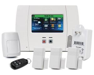 Lynx 5200 alarms starter kit