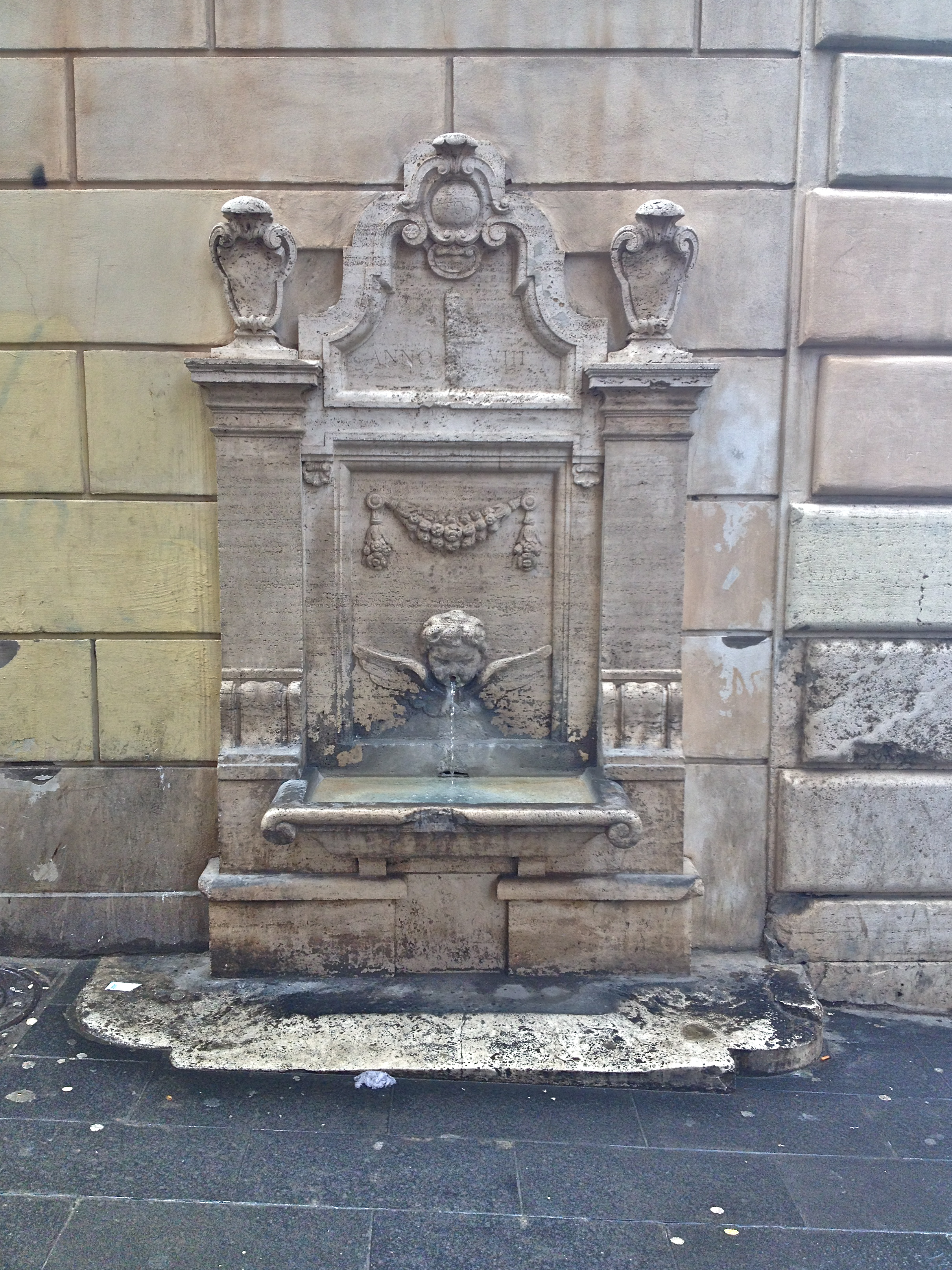 A Lesson Learned about Roman Water