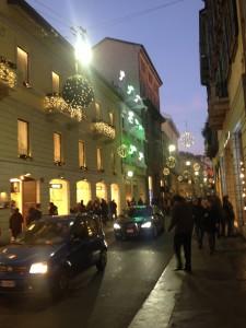 Via Montenapoleone, Milan
