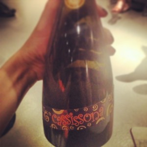 A new-found appreciation of Italian craft beer thanks to Katie Parla!