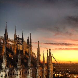 ....and in MIlan!