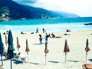 Cinque Terre travel in April
