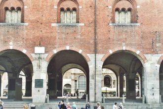 Palazzo della Ragione Milan