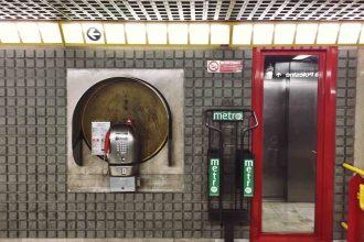 Metro Milano free newspaper Milan