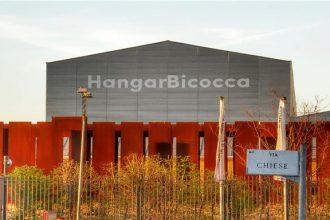 HangarBicocca Contemporary Art Milan