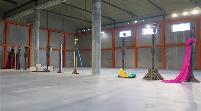 Exhibit Prada Foundation Milan