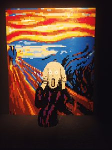 Nathan Sawaya The Art of the Brick Milano Fabbrica del Vapore1