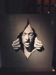 Nathan Sawaya The Art of the Brick Milano Fabbrica del Vapore12