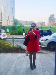 Jaclyn DeGiorgio A Signorina in Milan