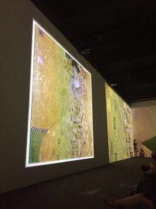 Klimt Experience Milano Mudec 2