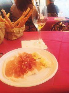 Prosciutto di Parma sake pairing