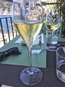 L'Agave restaurant Framura metodo classico