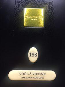Dammann Frères Milano Noel di Vienne tea