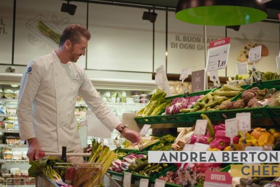 Milano Food Week 2018 Andrea Berton