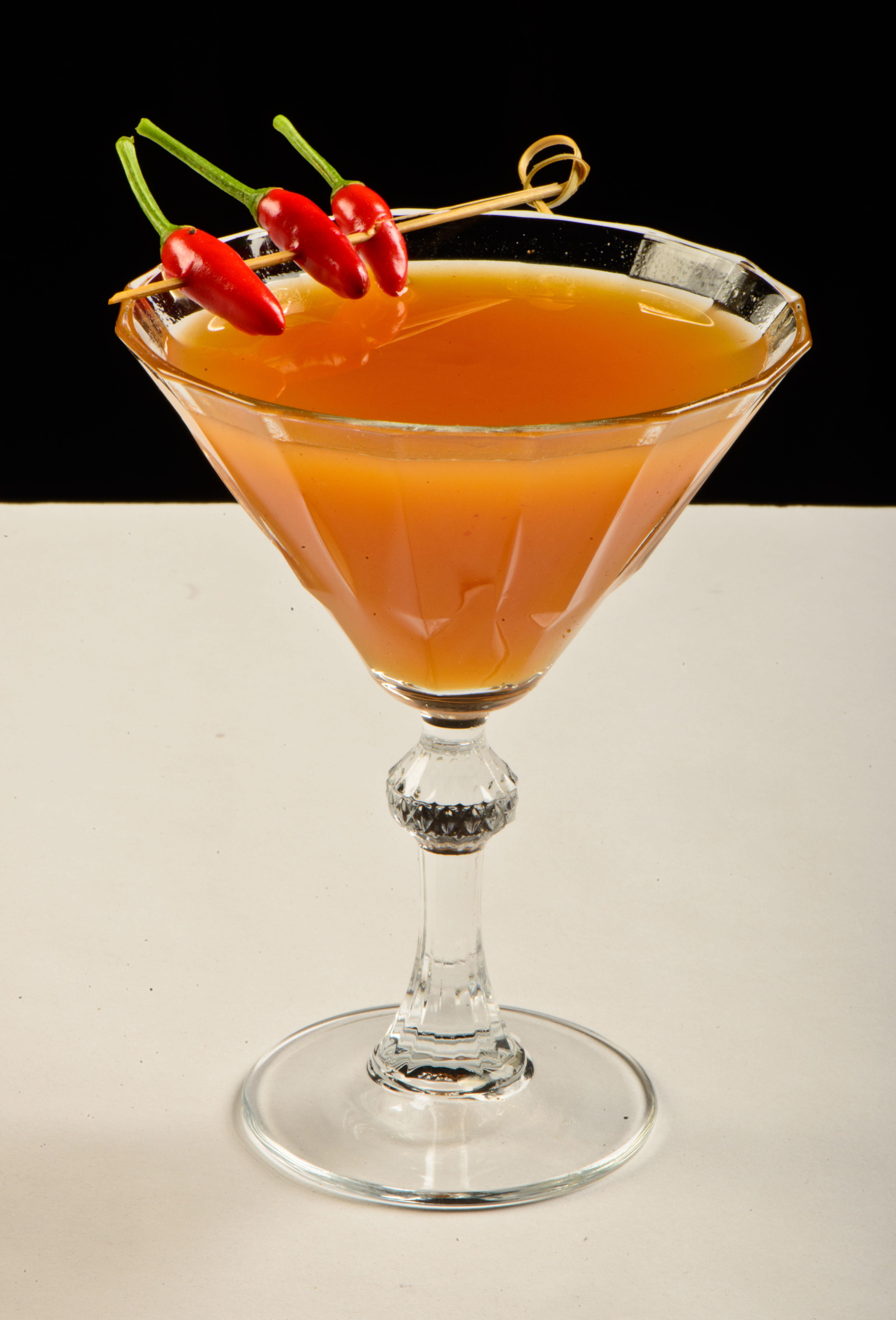 MU dimsum Milano tango cocktail