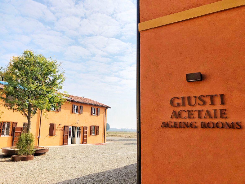 Acetaia Giusti balsamic vinegar Modena