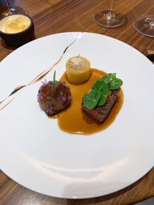 Core restaurant London Clare Smyth oxtail