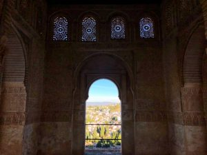 Alhambra tour Musement Generalife cypress tree