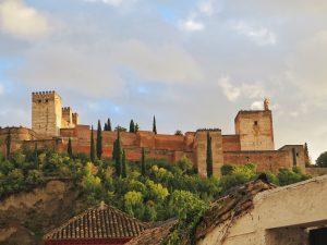 Alhambra tour Musement afar