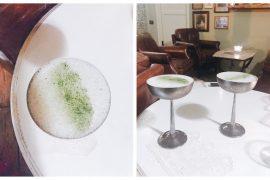 Frangiflutti cocktail at Bocum Mixology Palermo