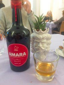 Food in Palermo Corona Trattoria Amara