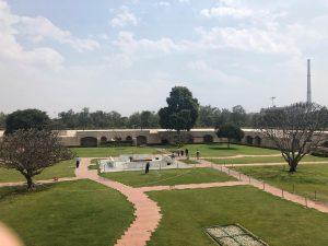 A Day in Delhi Gandhi